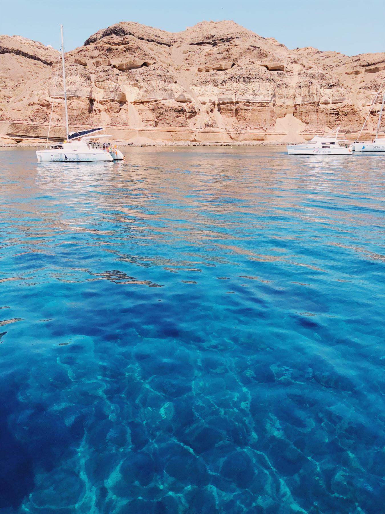 "Snorkeling at ""White Beach"""