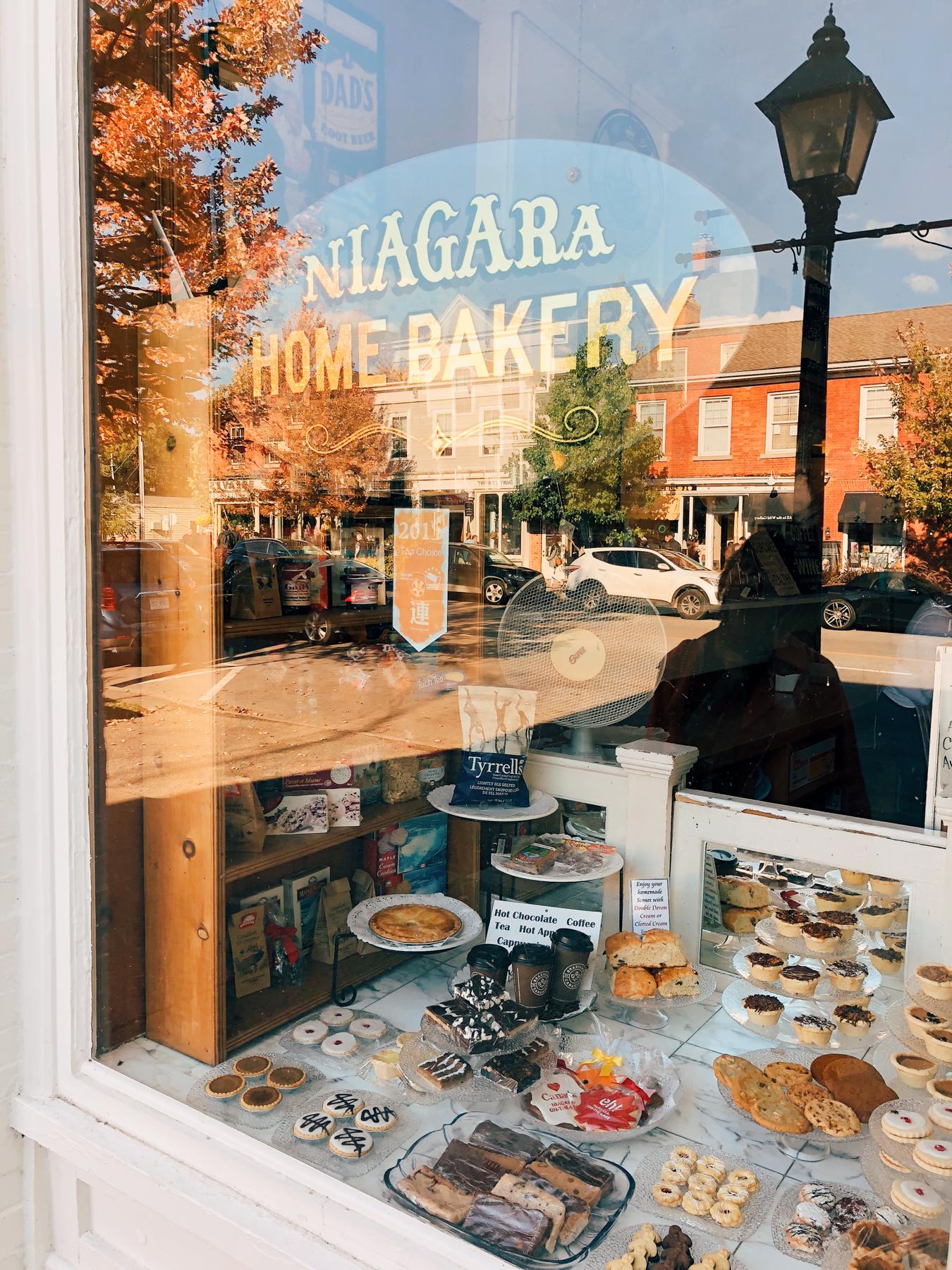 Niagara Home Bakery