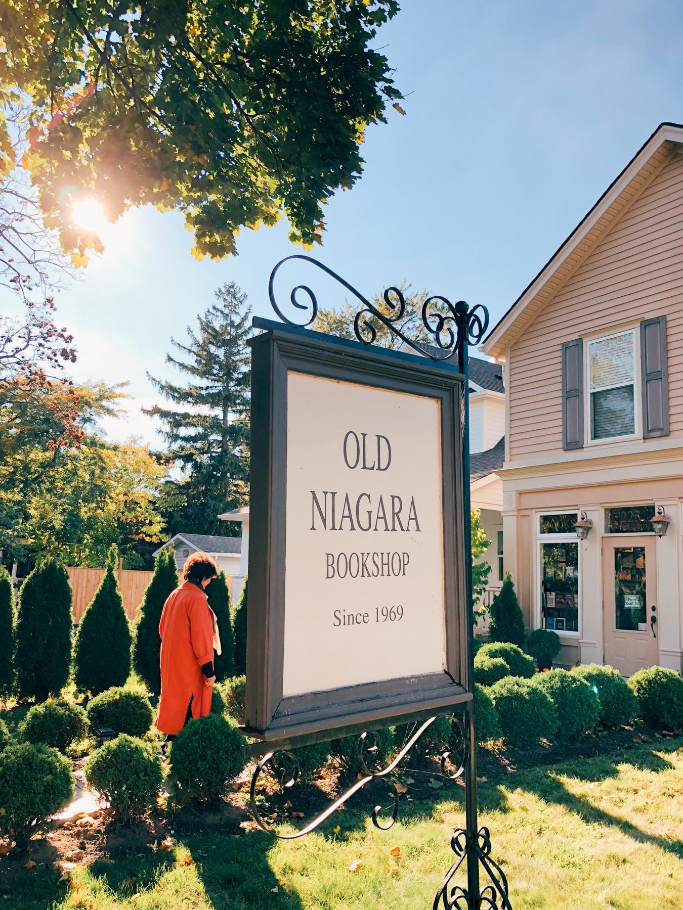 The Old Niagara Bookshop