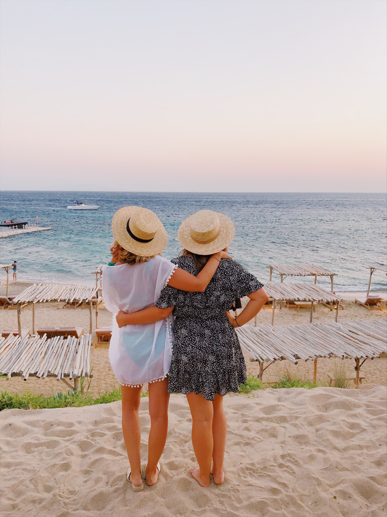 Scorpios beach club