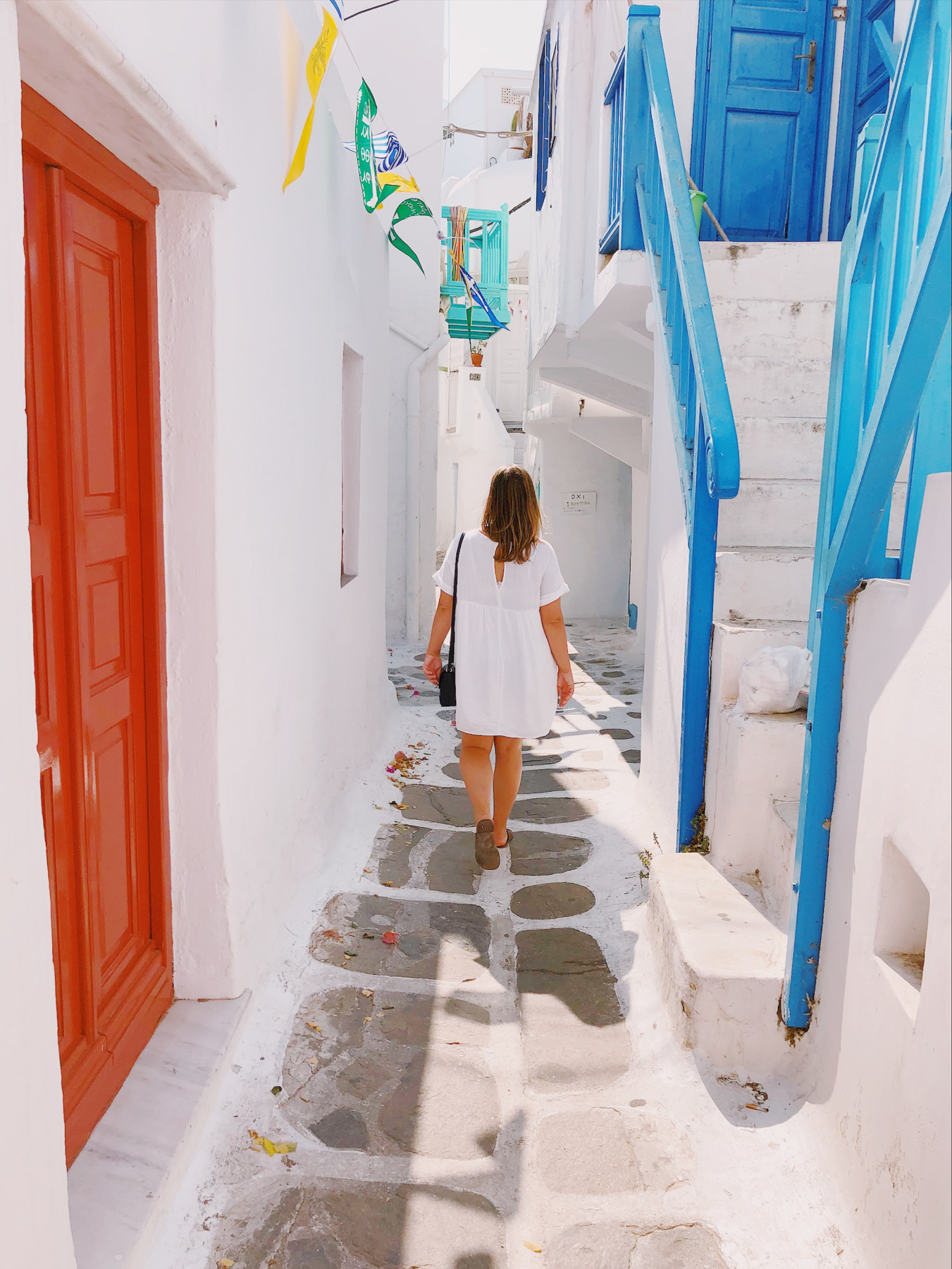 Downtown Mykonos