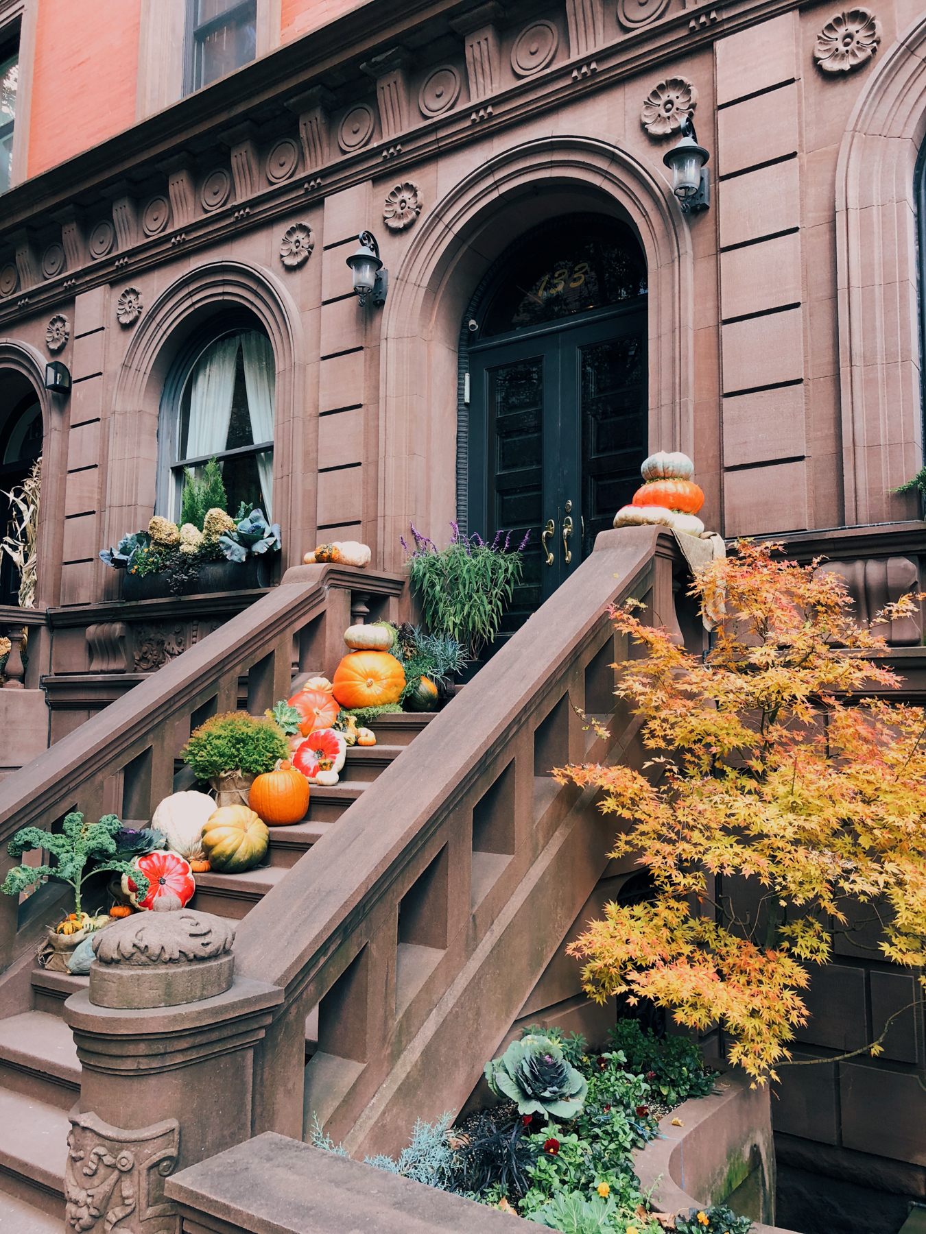 Brownstone on W 69th St.