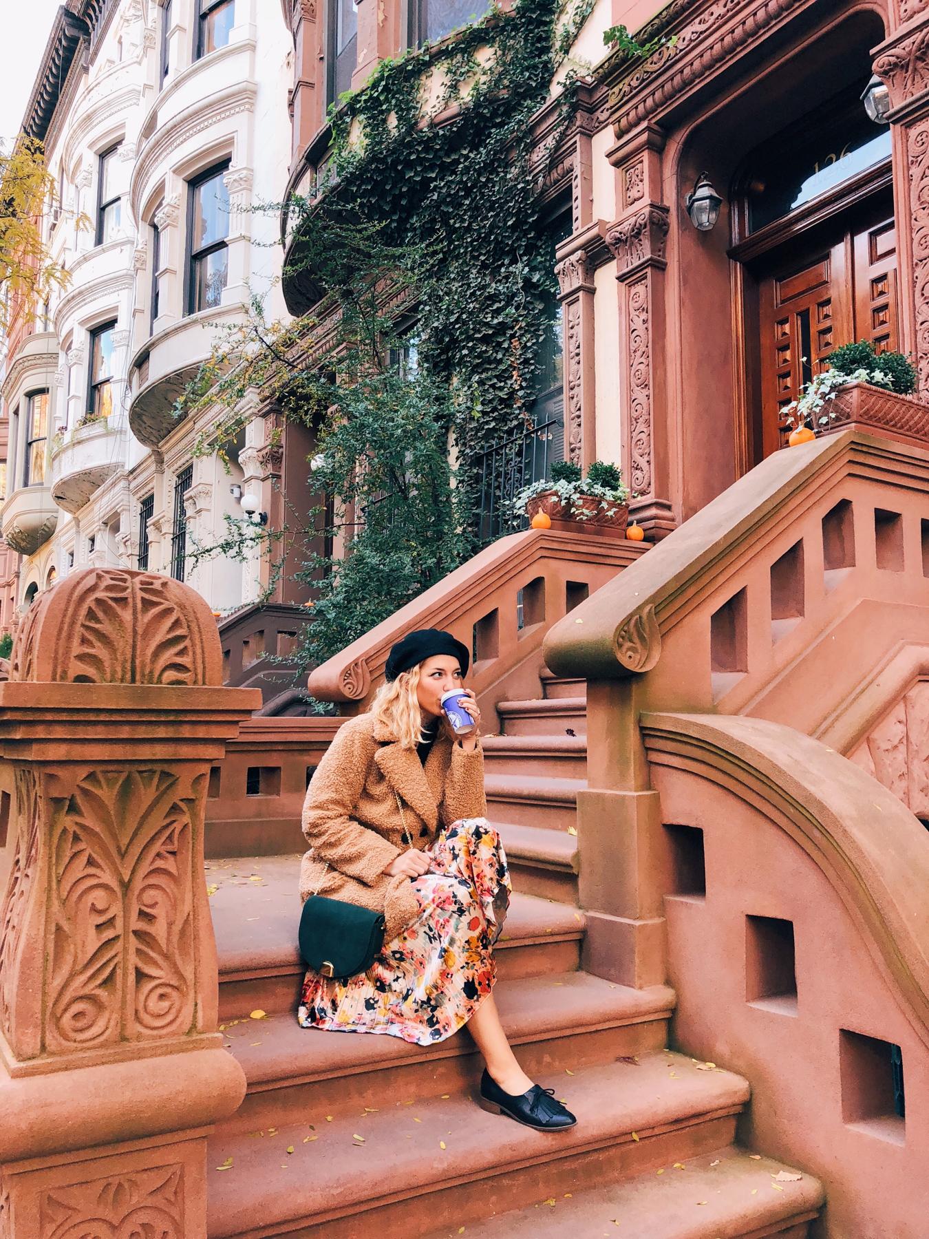 Upper West Side, near W 80th St.
