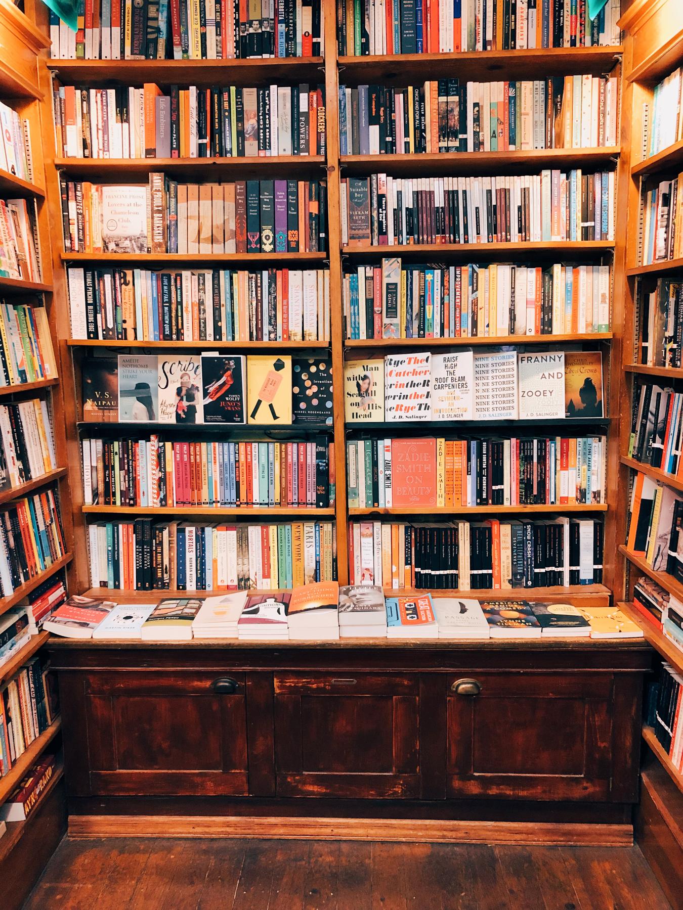 """Three Lives & Company"" bookshop"