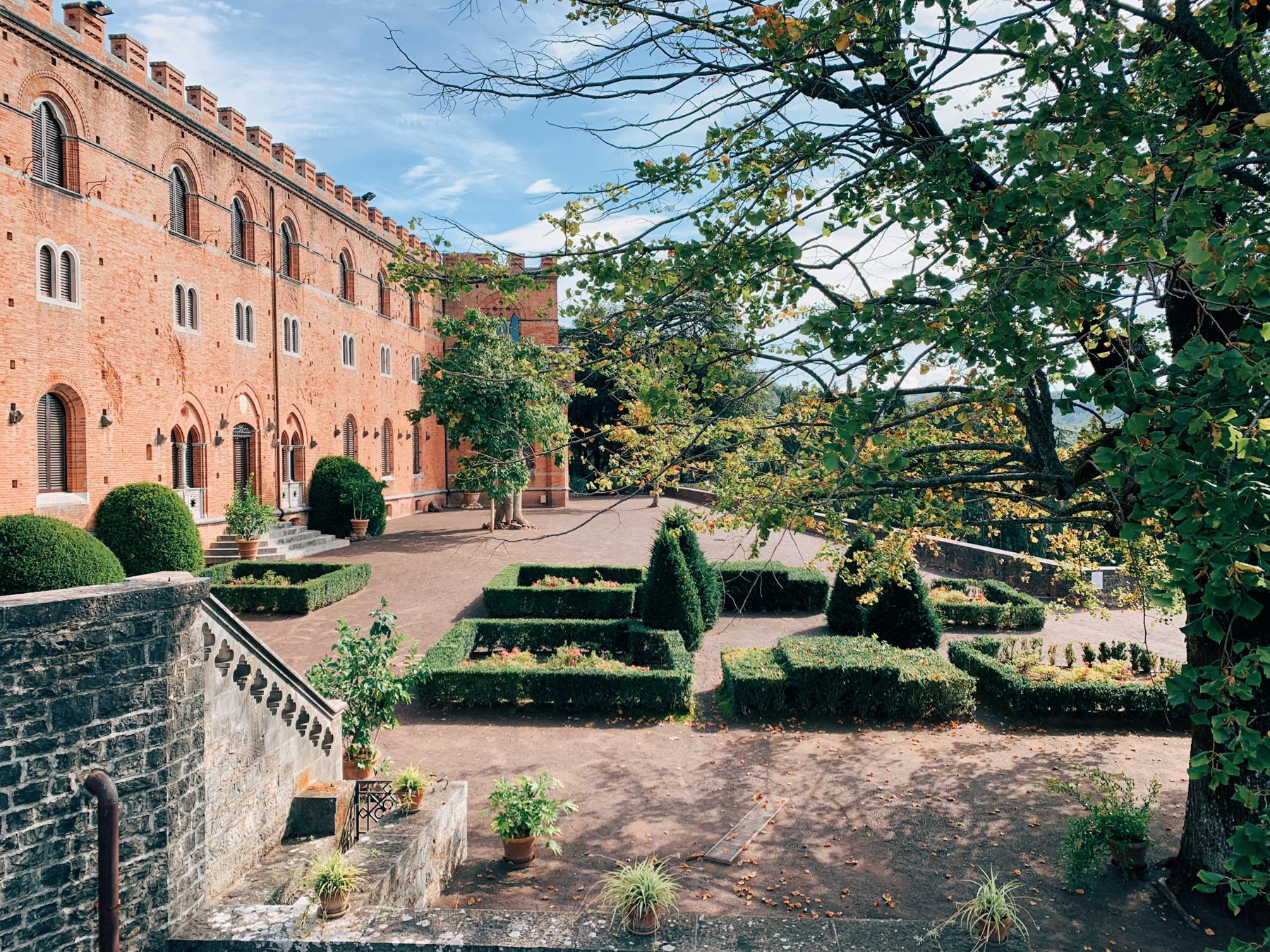 Castello di Brolio.